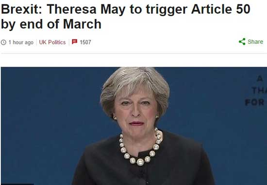 may brexit bbc