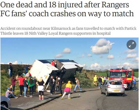 rangers accident guardian