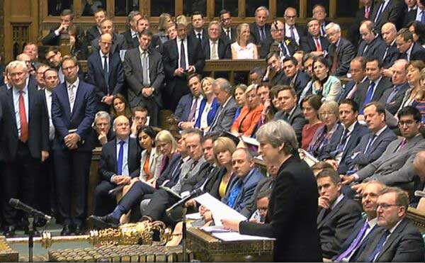 may in parlament
