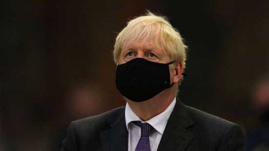 boris johnson coronavirus skynews